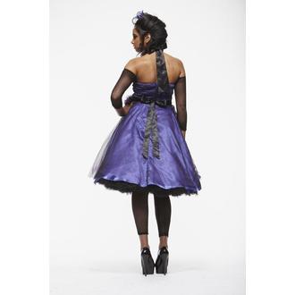 vestito donna HELL BUNNY 'Armonia Purple', HELL BUNNY