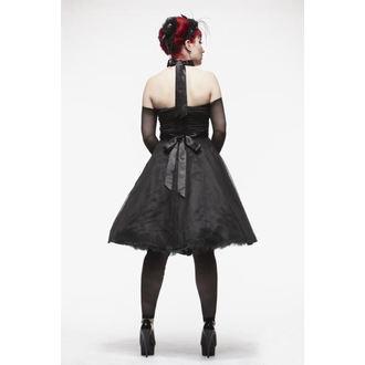 vestito donna HELL BUNNY 'Armonia Nero', HELL BUNNY