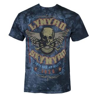 t-shirt metal Lynyrd Skynyrd - Gimme Back My Bullets - LIQUID BLUE, LIQUID BLUE, Lynyrd Skynyrd