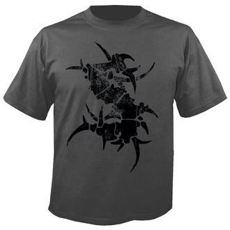 t-shirt uomo Sepultura 'Logo grigio' NUCLEAR BLAST, NUCLEAR BLAST, Sepultura