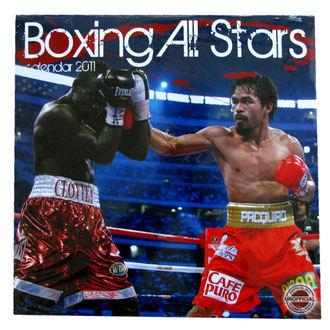 calendario murale Boxe All Stars 2011, NNM