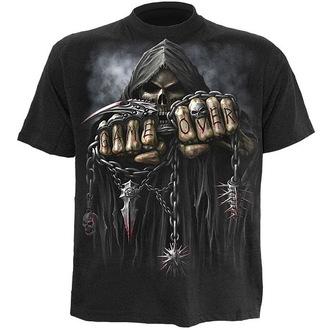 t-shirt uomo - Black - SPIRAL, SPIRAL