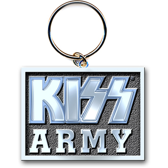 portachiavi (ciondolo) KISS - Army Blocco - ROCK OFF, ROCK OFF, Kiss