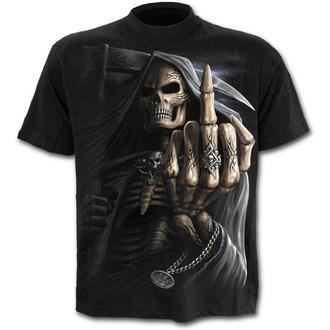 t-shirt uomo - Bone Finger - SPIRAL, SPIRAL