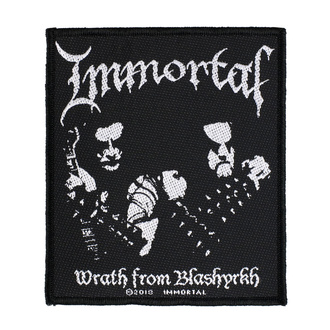 toppa Immortal - Wrath Of Blashyrkh - RAZAMATAZ, RAZAMATAZ, Immortal