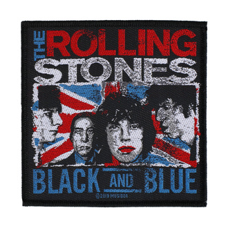 toppa Il Rolling Stones - Black And Blue - RAZAMATAZ, RAZAMATAZ, Rolling Stones