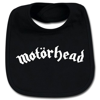 bavaglino Motörhead - Logo Baby Bib - Metal-Kids, Metal-Kids, Motörhead
