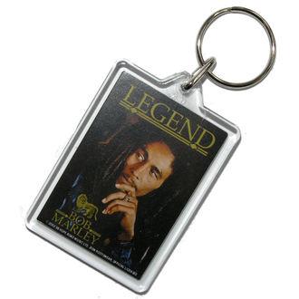 portachiavi (ciondolo) Bob Marley - Legend - PYRAMID POSTER, PYRAMID POSTERS, Bob Marley