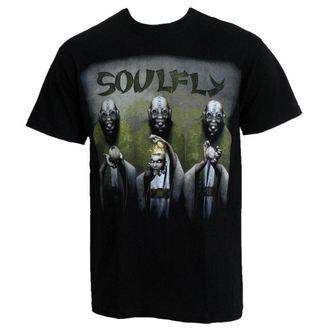 t-shirt uomo RAZAMATAZ Soulfly 'Envy / Wrath / Sloth EUROPA 2010', RAZAMATAZ, Soulfly