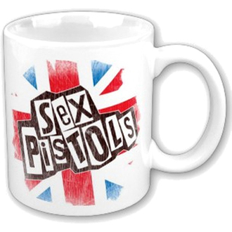 tazza Sex Pistols - Logo Flag Fridge Boxed Mug - ROCK OFF, ROCK OFF, Sex Pistols