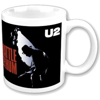 tazza U2 - Sonaglio e Ronzio boxed Mug - ROCK OFF, ROCK OFF, U2