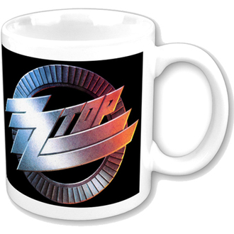 tazza ZZ Superiore - ZZ Superiore Logo boccale - ROCK OFF, ROCK OFF, ZZ-Top