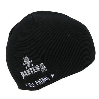 beanie Pantera - Inferno Pattuglia beanie cappello grigio - ROCK OFF, ROCK OFF, Pantera