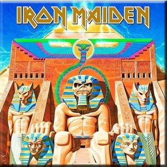 calamita Iron Maiden - Power Schiavo Frigo Magnet - ROCK OFF, ROCK OFF, Iron Maiden