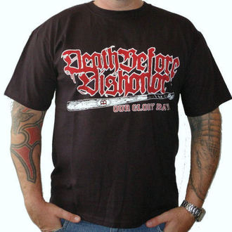 t-shirt metal uomo Death Before Dishonor - baseball bat - RAGEWEAR, RAGEWEAR, Death Before Dishonor