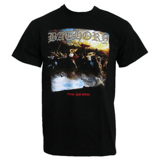 t-shirt metal uomo Bathory - Blood Fire Death - PLASTIC HEAD, PLASTIC HEAD, Bathory