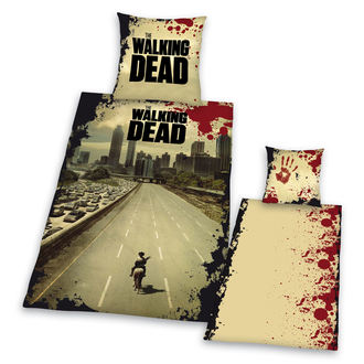 biancheria da letto The Walking Dead - HERDING, HERDING, The Walking Dead
