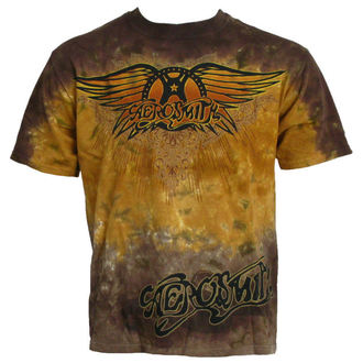 t-shirt metal Aerosmith - Ray Logo - LIQUID BLUE, LIQUID BLUE, Aerosmith