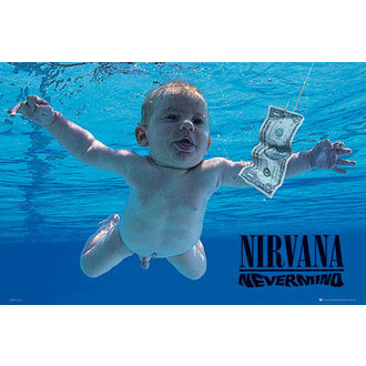 poster - Nirvana - Nevermind - GB posters, GB posters, Nirvana