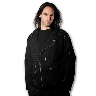 giacca primaverile / autunnale uomo - Lined Biker - SPIRAL, SPIRAL