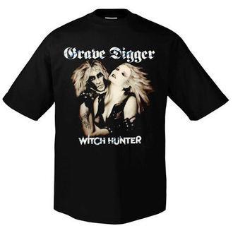 t-shirt metal uomo Grave Digger - Witchhunter Retro - ART WORX, ART WORX, Grave Digger