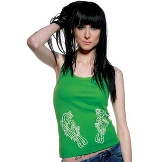 top donna Toxico - GBB AP Swallows - Verde, TOXICO
