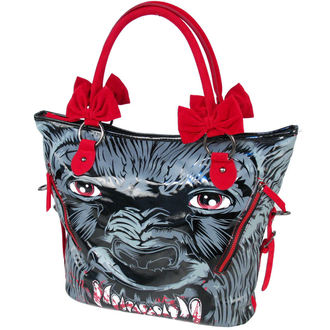 borsa IRON FIST - Wolfbeater Black, IRON FIST
