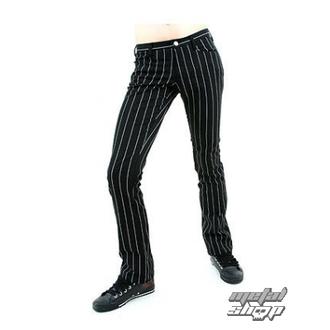 pantaloni donna Mode Wichtig - New Hipster Pin Stripe, MODE WICHTIG