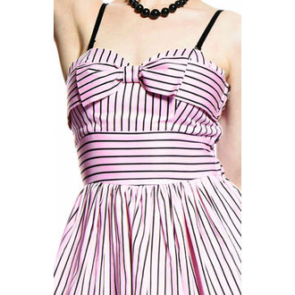 vestito donna HELL BUNNY - Lala Dress - Pink, HELL BUNNY