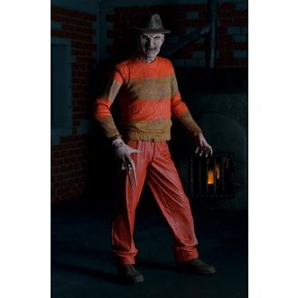Statua Nightmare - Freddy Krueger (Classico Aspetto da Videogioco), NNM, Nightmare - Dal profondo della notte