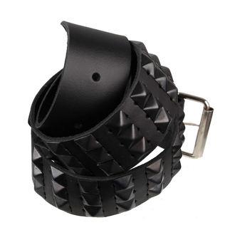 cintura PYRAMIDY 3 - PAS, BLACK & METAL