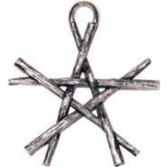 ciondolo Pentagram of Bastoni - EASTGATE pásek, EASTGATE RESOURCE