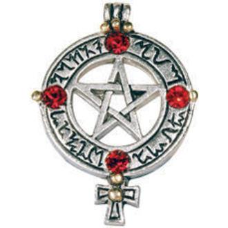 ciondolo Venusiani Pentagram - EASTGATE pásek, EASTGATE RESOURCE