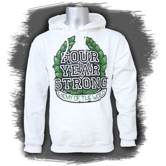 felpa con capuccio uomo Four Year Strong - Enemy Of The World - EMI, EMI, Four Year Strong