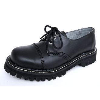 stivali in pelle - KMM - Black - 030