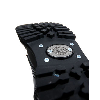 stivali in pelle - KMM - Black - 100