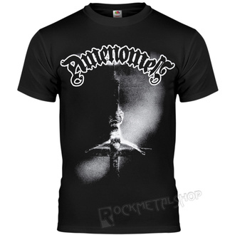 t-shirt hardcore uomo - NOMINE DEI NOSTRI SATANAS LUCIFERI EXCELSI - AMENOMEN, AMENOMEN