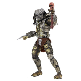 Action Figure Predator - 30th Anniversary - Cacciatore