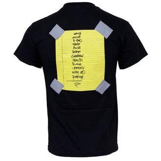 t-shirt metal uomo Pearl Jam - Stickman - NNM, NNM, Pearl Jam