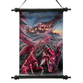 poster Art Scroll - Dragons Night
