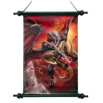 poster Art Scroll - Dragon Razzia