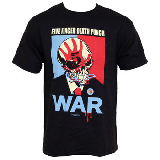 t-shirt metal uomo Five Finger Death Punch - War - BRAVADO, BRAVADO, Five Finger Death Punch