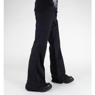 pantaloni Nero Pistol - Gavia Hipster Denim Nero, BLACK PISTOL