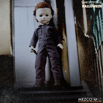 Bambola Halloween - Living Dead Dolls - Michael Myers, LIVING DEAD DOLLS, Halloween