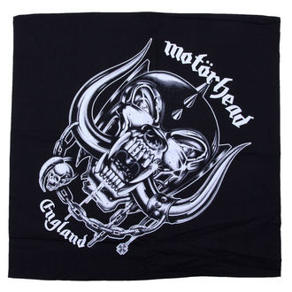 bandana Motorhead - England, RAZAMATAZ, Motörhead