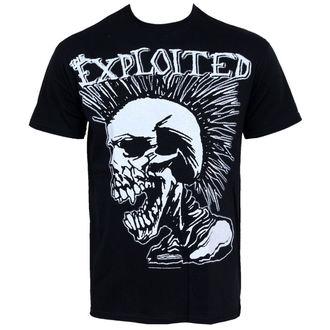 t-shirt metal uomo Exploited - Mohican Skull - RAZAMATAZ, RAZAMATAZ, Exploited