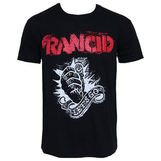 t-shirt metal Rancid - - RAZAMATAZ