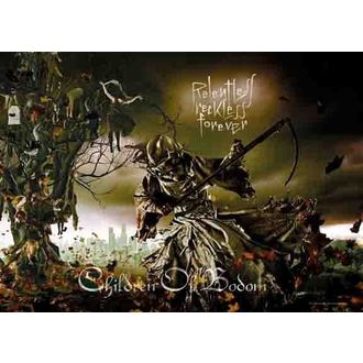bandiera Children Of Bodom - Implacabile, HEART ROCK, Children of Bodom