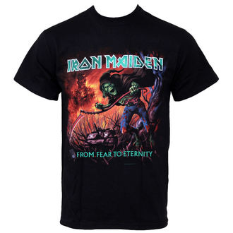 t-shirt metal uomo Iron Maiden - From Fear To Eternity - ROCK OFF - IMTEE20MB
