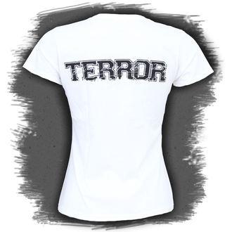 t-shirt metal donna Terror - Bloody Hand - Buckaneer, Buckaneer, Terror